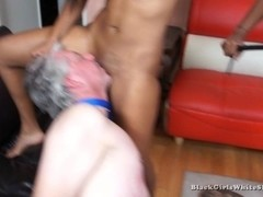 BlackGirlsWhiteSlaves: Eat My Pussy Bitch