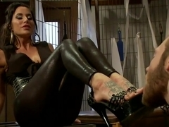 Gia FUCKING Dimarco gives a prostate milking so intense you have to see it to believe it!