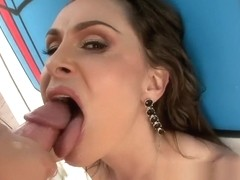 Noir awesome nora blowjob Busty