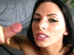 Juelz Ventura enjoys having a dick in her