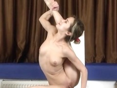 Hot ass berezka new gymnast super hot
