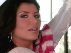 Incredible pornstar Romi Rain in amazing cunnilingus, brunette sex movie