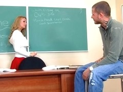 Aline & Scott Nails in My First Sex Teacher