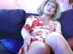 StraponSissies Video: Ninette and Silvester