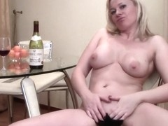 Russian Mom On Webcam