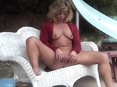 Crazy pornstar in incredible amateur, outdoor sex clip