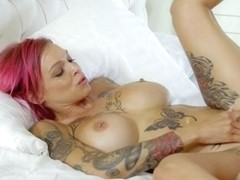Anna Bell Peaks & Damon Dice in Before You Go - NFBusty