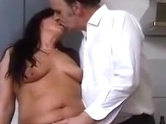 Incredible Wife, Kitchen adult movie