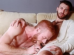 Christopher Daniels & Jarec Wentworth in Longing Scene