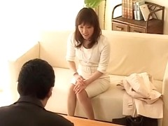 Spy mature movie in which an asian pussy is screwed hard