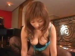 Incredible Japanese slut Azusa Isshiki in Best Big Tits, Lingerie JAV clip