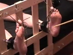 Turning the Torture Tables Part 4 (bastinado, cbt)