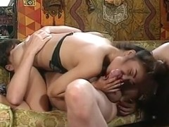 Anal cuties of Chinatown 1 - Scene 1