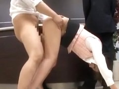 Amazing Japanese whore Aoki Misora in Exotic Office JAV clip