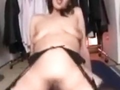 Wild Babe Enjoys A Vibrator And Then Shoves A Big Dick Down