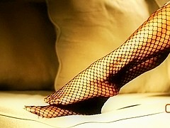 Darla TV - Fishnet Stocking Fantasies