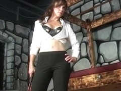 Return Of The Ball Beater Whipping Ballbusting CBT Humbler