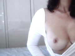 Hottest adult movie Natural Tits craziest ever seen