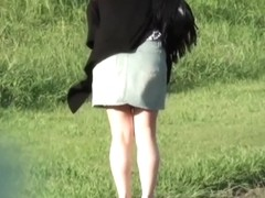 Fetish japanese urinate