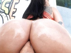 Raven Bay in Busty Raven's Third Anal Scene Ever - EvilAngel