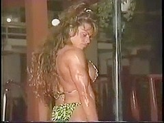 Michelle Ralabate - Bikini Muscle
