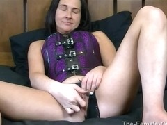 The Female Orgasm: Bella Bodice and Fingers