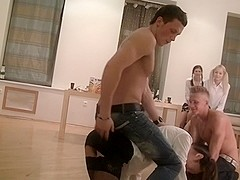 Elizabeth & Kamila & Marya & Sveta & Tanata in hot college sex video with a beautiful vixen