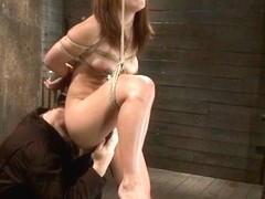 Hot Japanese Girl In Traditional Japanese Tie.Sounds Just Like Anime When She Cums, True Story. - .