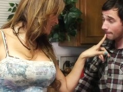 Monique Fuentes & Joey Brass in My Friends Hot Mom
