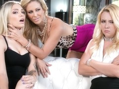 Samantha Rone & Cherie DeVille & Alex Grey in Mafia Mom - GirlsWay