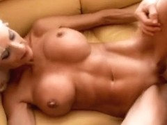 Crazy pornstar Sasha Samuels in horny mature, threesomes adult scene