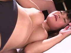 Incredible Japanese model Nene Masaki in Exotic JAV uncensored Gangbang movie