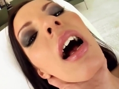 Alexandra Gold Gets Her Mouth Fucked