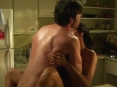 Ana Alexander in Chemistry fucked on kitchen, car, shower