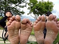 2 arabic soles massage