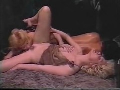 Barbara Dare, Nina Hartley, Erica Boyer in vintage porn video