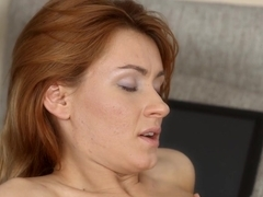 "Espiranse in ""Sleeping with a redhead fairy"" clip"