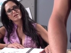 Big Tits at School: The Book Report. Ava Addams, Van Wylde