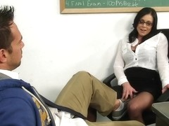 Kendra Lust & Johnny Castle in My First Sex Teacher