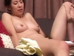 Horny Japanese whore Rino Sekiguchi in Hottest Toys, Mature JAV video