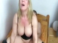 Amateur - Big Naturals Creampie Wife Share - Hubby Films