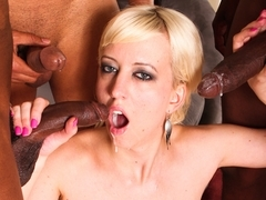 Phyllisha Anne,Anjanette Astoria in Facial Fanatics #02, Scene #03
