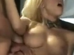 Blonde Babe Fucking On The Ship In A Threeway