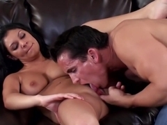 Fabulous pornstar Adriana Kelly in hottest brunette, big ass porn clip
