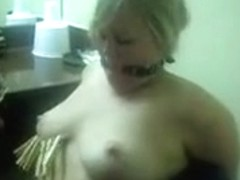 Best homemade BDSM, Blonde porn movie