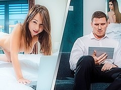 Marc Rose, Stella Cox & Taylor Sands  in A Webcam Obsession