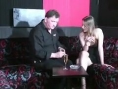 French  immature doxy casting with fisting