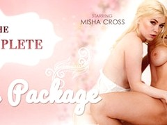 Angel Wicky & Misha Cross in The CUMplete Wedding Package - VRBangers