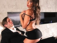 Candy XXX Hott in The Spy Who Fucked Me - PegasProductions