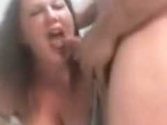Piss Drinking Pig Whore Gets Throat Fucked